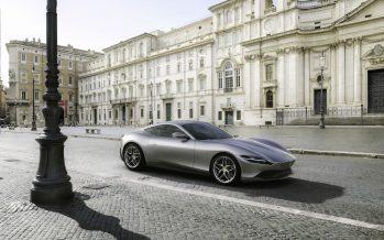 Η νέα Ferrari έχει το όνομα μεγάλης ευρωπαϊκής πόλης