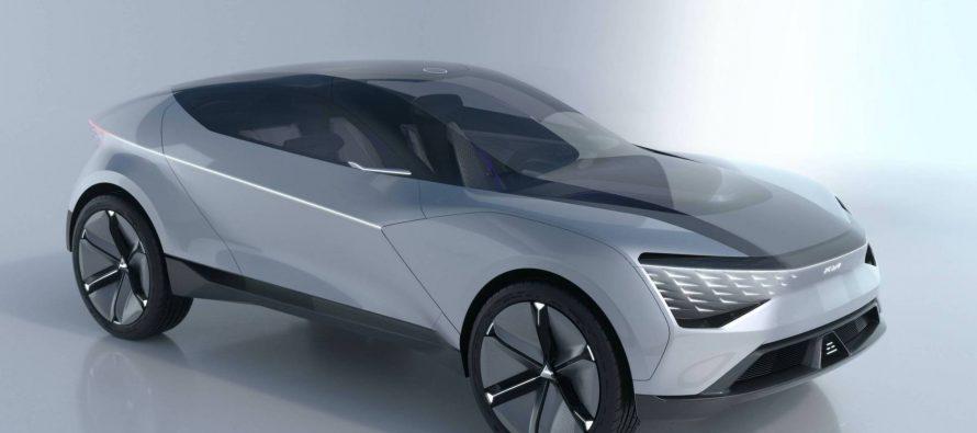 Το διαστημικό νέο Kia Futuron Concept (video)