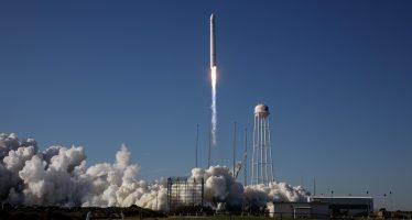 Εκτόξευση πυραύλου στο διάστημα με υλικά της Lamborghini (video)