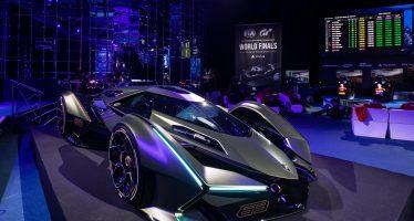 Βγαλμένη από βιντεοπαιχνίδι η νέα Lamborghini (video)