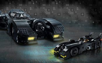 To πρώτο αυτοκίνητο του Μπάτμαν σε μινιατούρα Lego (video)