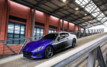 Τρίχρωμη η νέα Maserati GranTurismo Zeda