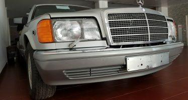 Πωλείται Mercedes 560 SEL του 1986 με 46 χλμ.!