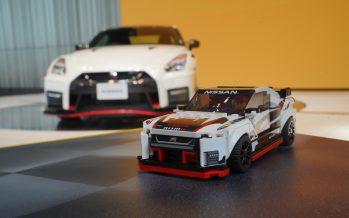Το Nissan GT-R Nismo που ζυγίζει μόνο 193 γραμμάρια