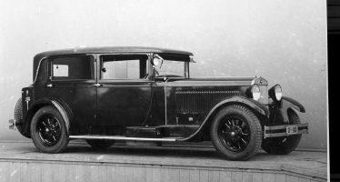 To μακρύτερο Skoda κατασκευάστηκε το 1929