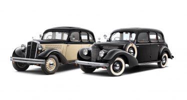 Ρίζες στο 1934 έχει η Skoda Superb