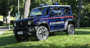Στην αστυνομία προσελήφθη το Suzuki Jimny