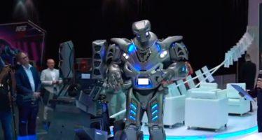 Ρομπότ παρουσίασε το νέο Aspark Owl των 2.012 ίππων (video)