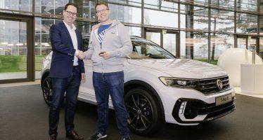 O πρώτος αγοραστής του νέου Volkswagen T-Roc R