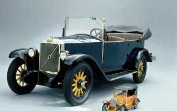 Το πρώτο αυτοκίνητο της Volvo πριν 92 χρόνια