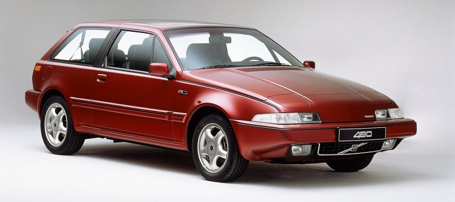 To πρώτο Volvo με μετάδοση της κίνησης στους εμπρός τροχούς