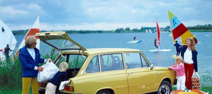 Το μικρότερο σε μήκος Volvo πριν 44 χρόνια