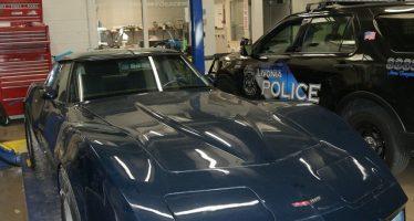 Βρέθηκε κλεμμένη Corvette μετά από 38 χρόνια