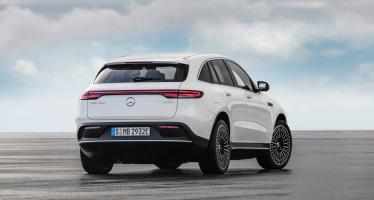 Γιατί μπορεί να μπλοκάρουν οι μπροστινοί τροχοί της Mercedes EQC;