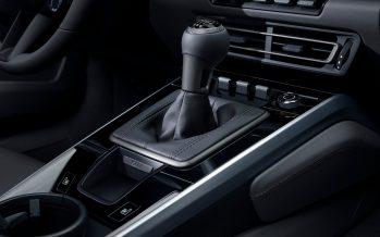 Τώρα η Porsche 911 και με μηχανικό κιβώτιο 7 σχέσεων