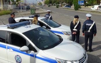 Η Τροχαία εντόπισε 108 παραβάσεις στη Στερεά Ελλάδα
