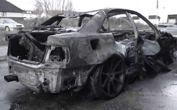Τα αποκαΐδια ενός Audi RS4 1.300 ίππων (video)