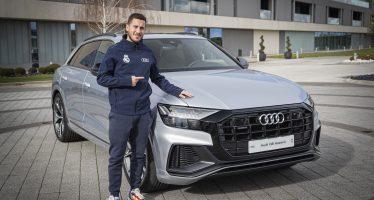 Δείτε τι αυτοκίνητα οδηγούν οι παίκτες της Ρεάλ Μαδρίτης