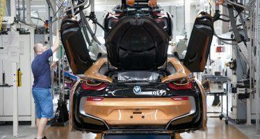 Κατασκευάστηκαν 20.000 BMW i8