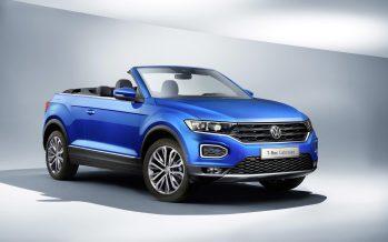 Έναρξη παραγωγής για το μοναδικό cabrio μοντέλο της Volkswagen