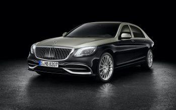 H Mercedes κατασκεύασε 500.000 S-Class