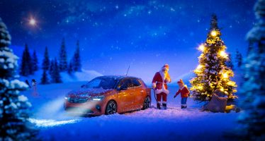 Ποιο ηλεκτρικό αυτοκίνητο επέλεξε ο Άι Βασίλης;