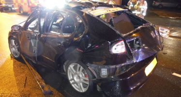 Έκρηξη σε SEAT Leon από το συνδυασμό αποσμητικού και τσιγάρου