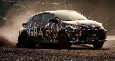 Έρχεται το Toyota Yaris των 250 ίππων! (video)