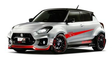 To πιο «καυτό» Suzuki Swift Sport
