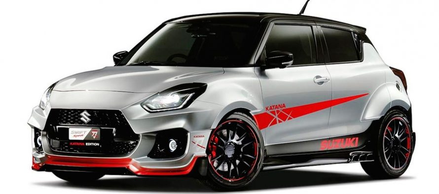 To πιο «καυτό» Suzuki Swift Sport