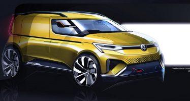 Σαγηνεύει τους επαγγελματίες οδηγούς το νέο Volkswagen Caddy