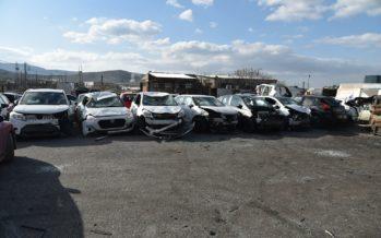 Έκλεβαν αυτοκίνητα τα διέλυαν και πωλούσαν τα ανταλλακτικά