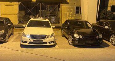 Μετέφεραν παράνομα μετανάστες στην Ελλάδα με Mercedes και Audi
