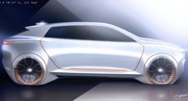 Δεν έχετε ξαναδεί τροχούς σαν αυτούς στο νέο Airflow Vision Concept
