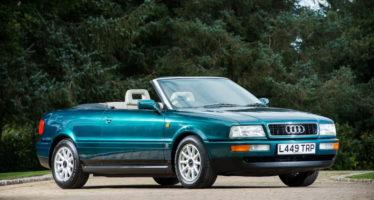 Πωλείται το Audi 80 Cabriolet της πριγκίπισσας Νταϊάνα