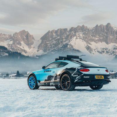Bentley Ιce Race Continental GT (1)