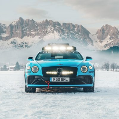 Bentley Ιce Race Continental GT (2)