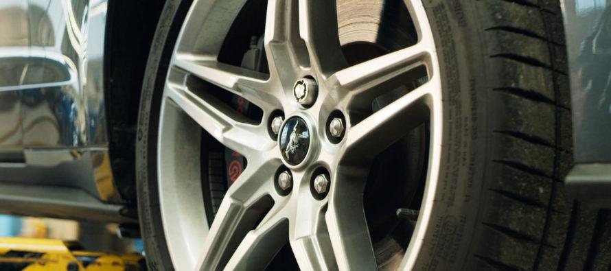 Οι ζάντες της Ford που κανένας δε μπορεί να κλέψει (video)