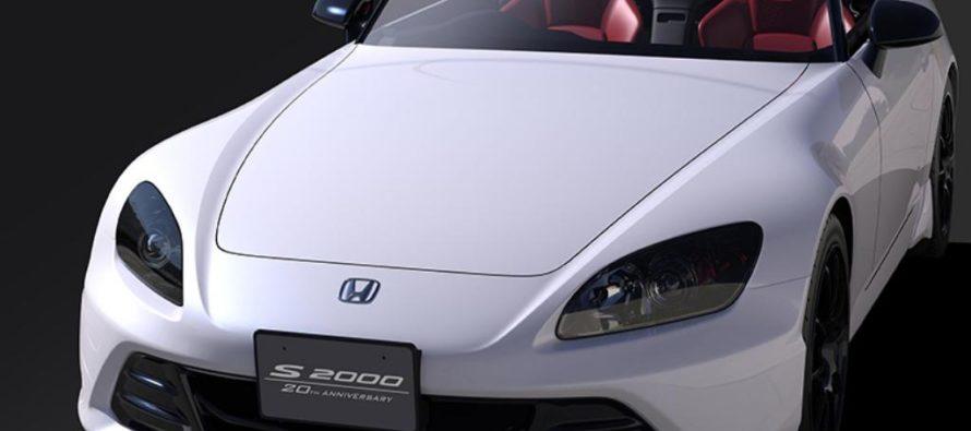Αναστήθηκε μετά από 20 χρόνια το Honda S2000 (video)