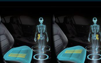 Κάθισμα αυτοκινήτου ωφελεί το σώμα όπως το περπάτημα (video)