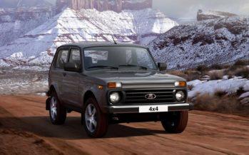 Από 8.000 ευρώ το ανανεωμένο Lada Niva 4Χ4!