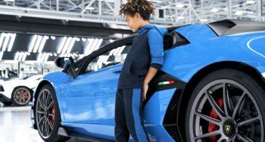 Παιδικά ρούχα από τη Lamborghini