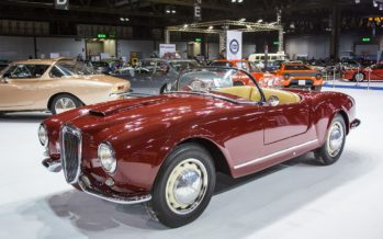 Η πιο όμορφη Lancia που φτιάχτηκε ποτέ (video)