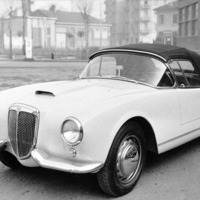 Lancia Aurelia B24 Spider, (5)