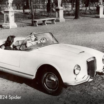 Lancia Aurelia B24 Spider, (6)