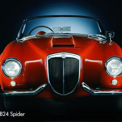 Lancia Aurelia B24 Spider, (7)