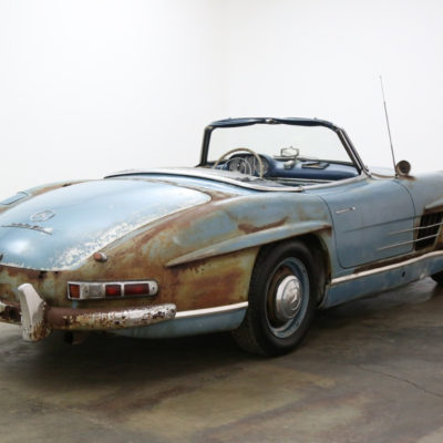 Mercedes 300SL Roadster (1)