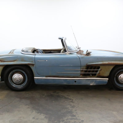 Mercedes 300SL Roadster (5)