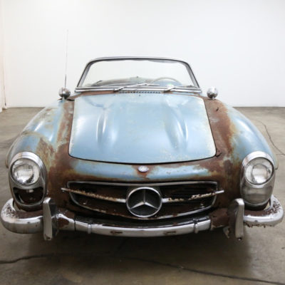 Mercedes 300SL Roadster (6)