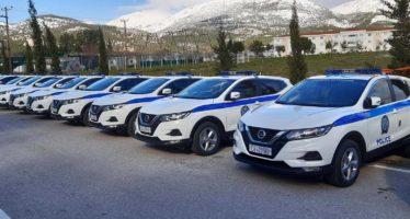 Κυκλοφορούν και οπλοφορούν 120 περιπολικά Nissan Qashqai